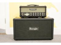 Mesa Boogie Mini Dual Rectifier Recto Verb 25 Valve head