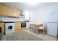 A three bedroom split level maisonette, arranged over two floors, located in Newington Green N1