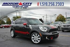 2012 MINI Cooper S Countryman Base (M6) Low K's Sun Roof Heated