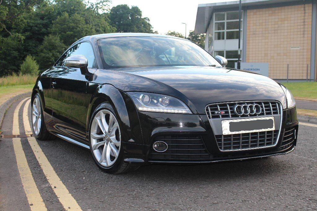 Audi TT (TTS) 2009 - 2.0 tfsi   in Menstrie ...