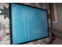 Maxi poster / picture frame size - 91.5cm x 61cm New.