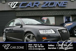2011 Audi A6 3.0 Progressive Supercharged, AWD, LOW KMS, NAVI