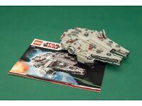 Lego Star Wars Midi Scale Millennium Falcon - ref 7778