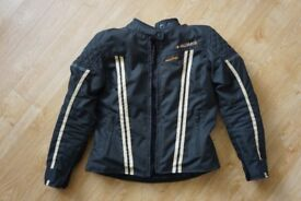 Held 6635 Jill Ladies Motorcycle Jacket (upgraded to CE Level 2)