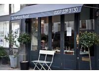 Charming Waiting Staff - £10/hr min - Six Portland Road, W11