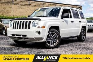 2009 Jeep PATRIOT NORTH SPORT