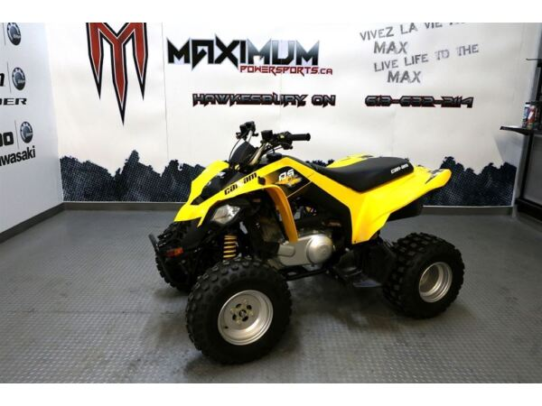 Used 2013 Can-Am DS 250