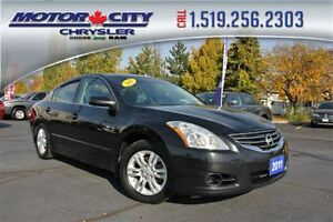 2011 Nissan Altima 2.5 Special Sun Roof Heated Seats Cruise Cont