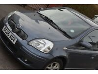 Toyota Yaris 1.3 Colour Collection 2005 5 door