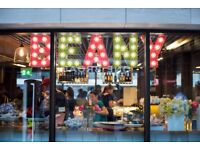 FOH team members wanted for busy Aussie cafe, Paddington - competitive pay plus incentives