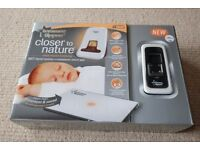 Tommee Tippee Digital Sound and Movement Monitor - Boxed & mint condition