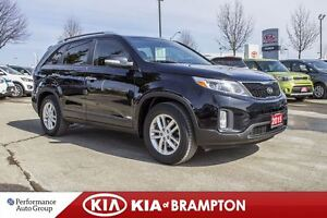 2015 Kia Sorento LX|BACKUP CAM|ALLOYS|KEYLESS|BLUETOOTH|MP3