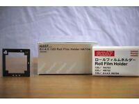 Mamiya RZ67 Pro II 6x4.5 Back HA 704; film holder; Boxed and Exc