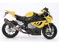 SOLD SOLD SOLD!!!!! 2011 BMW S1000RR Sport loaded with extras ----- Price Promise!