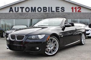 2009 BMW 3 Serie 335i Convertible M Package