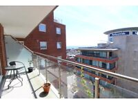 Luxury Two Bedroom Seventh Floor Flat in Richmond Gate, Bournemouth *Balcony with Sea Views!*