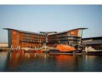 FULL TIME HOTEL RECEPTIONIST AT RNLI COLLEGE
