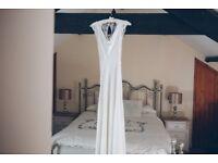Suzanne Neville designer Wedding Dress -Primrose £750 ono (Original price £2500)