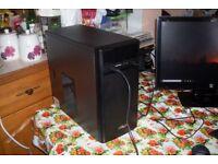 ASUS PC, intel Skylake 6th gen Core i5-6500 3.2GHz Quad Core, 8GB DDR4 RAM, 3TB HDD, Windows 10