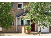 Well appointed house in a leafy area 10 minutes walk to Salisbury city centre and the Cathedral.