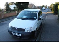 White Fiat Panda, Perfect for new drivers