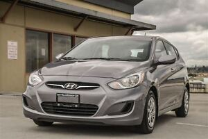 2014 Hyundai Accent GL LANGLEY LOCATION 604-434-8105