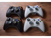 Used Xbox 360 Wireless Video Game Controller