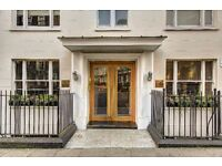 Bright and spacious one bedroom first floor apartment located on one of Mayfair's.