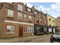 Hesper Mews SW5.ALL BILLS INCLUDED Two double bedroom top floor flat to rent