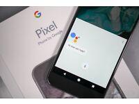 Google Pixel Black 128GB NEW