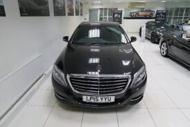 MERCEDES-BENZ S CLASS 3.0 S350d SE Line L (Executive) 9G-Tronic 4dr (start/stop, LWB) Auto 2015