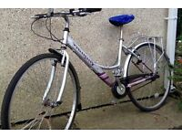 Ammaco Aluminium Ladies Bike in Good condition Kennington Radley Oxfordshire