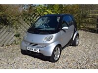 Bright, fun, lively 2004 Smart ForTwo for sale in very good condition