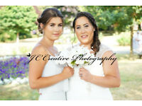 Experienced Wedding Photographer - Starting at only £250 JC Creatrive Photography