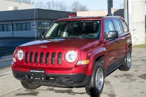 2012 Jeep Patriot Sport Tow Package!