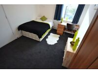 Furnished student double room to rent let Dunkirk Nottingham University All bills included
