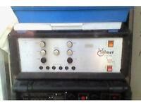 Selma bass & treble 100 watt Amp