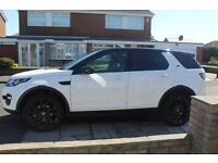 DISCOVERY SPORT 2.0 TD4 (180HP) HSE Auto