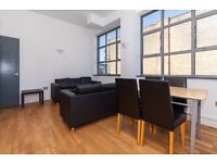 A spacious two bedroom to Rent - converted warehouse