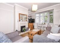 Godley Road, SW18 - Well presented two bedroom maisonette with huge private garden £1600pcm