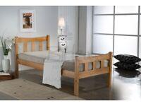 3ft Pine Bedframe