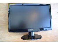 "LG Flatron W2043S 20"" Widescreen LCD PC Monitor"