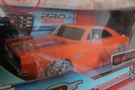 REMOTE CONTROL CAR 1969 DODGE CHARGER By MAISTO