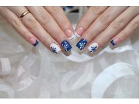 Gel, Acrilyc Nails, Nail Technician in Hasings, St. Leonards-on-sea