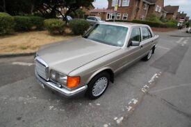 Mercedes Benz 300SE Auto 1991/J