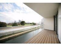 Cheap two double bedroom flat with canal view, Westferry, Limehouse, DLR,CITI