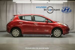 2014 Nissan LEAF S QUICK CHARGE, BAS KM !!!