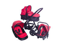 red kite travel system for sale £50 3 in 1