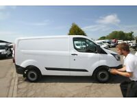 FORD TRANSIT CUSTOM 100 270 ECO TECH – 64-REG