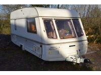 Caravan - 4 Berth, 16 foot, Dry, Clean and Tidy Caravan - £1100